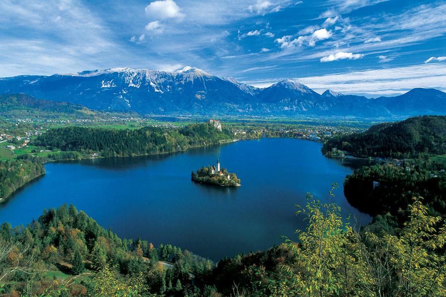 Zakelijke jubileumreis Slovenië