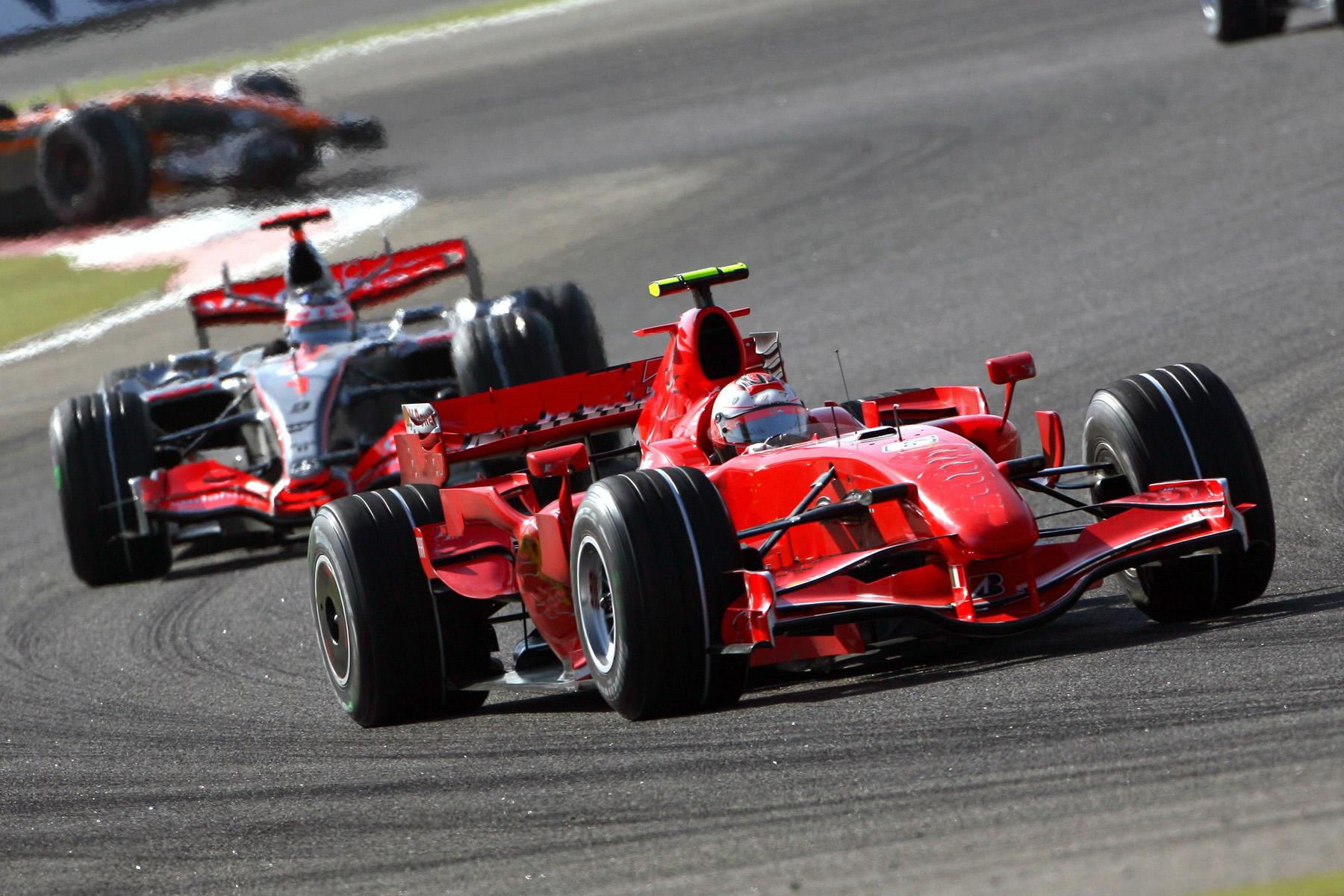 BAHRAIN F1 2007