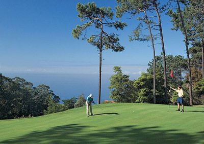 Golfreis Madeira