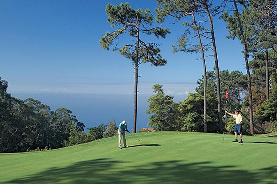 Golf in Madeira
