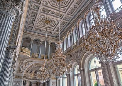 Zakenrelaties St. Petersburg