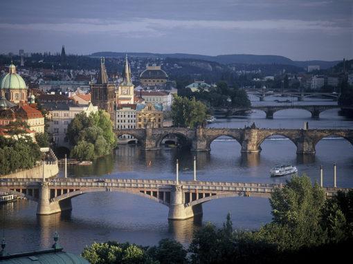 Jubileumreis Praag